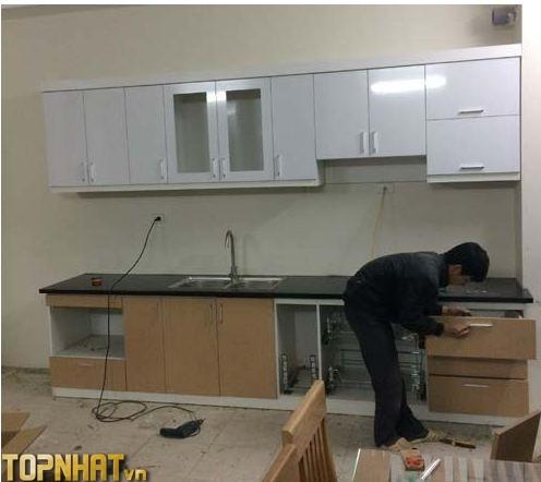 Tuấn Đạt - Chuyên sửa chữa tủ bếp tại nhà Hà Nội