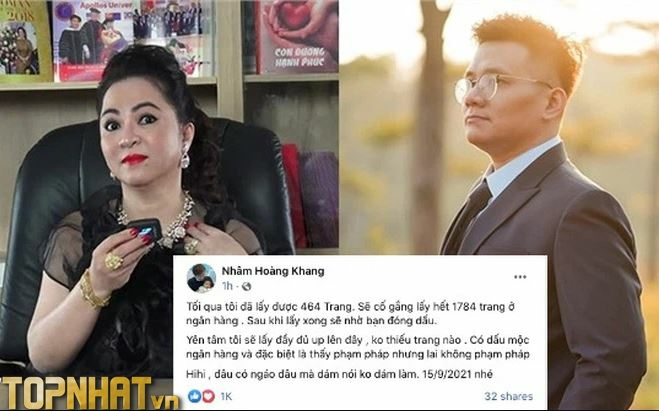 Bê bối vụ bà Phương Hằng liên quan đến NHK